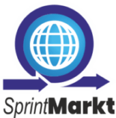 SprintMarkt Logo